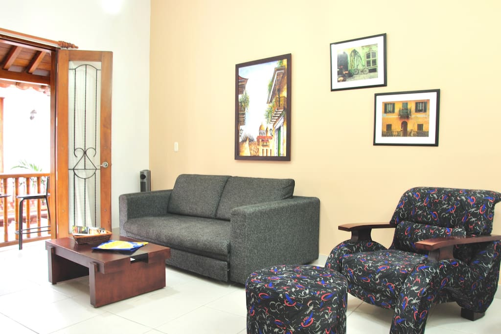 Relax in comfortable air conditioned bliss!