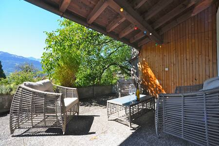 Ferien auf dem Weingut - Jenins - Casa