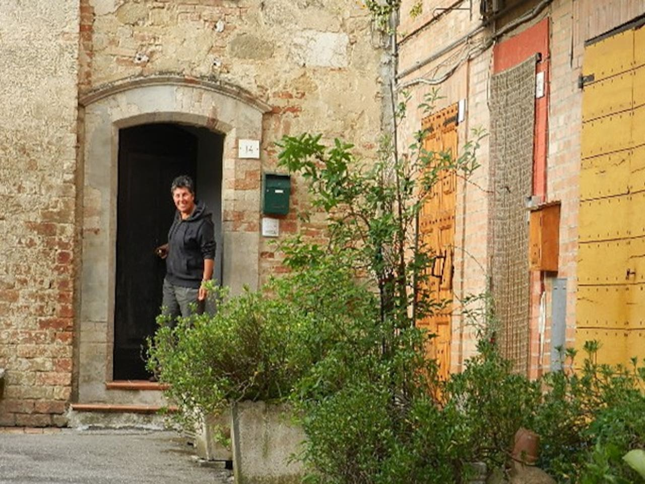 MyB&B in a small hamlet of Perugia