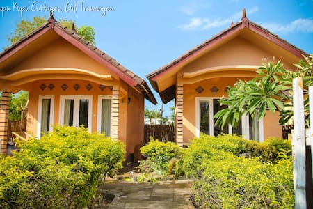 Kupu Kupu Cottage #1 Gili Trawangan - Andere