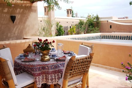 Suite in Riad Dar Assabah - Marrakesh - Bed & Breakfast