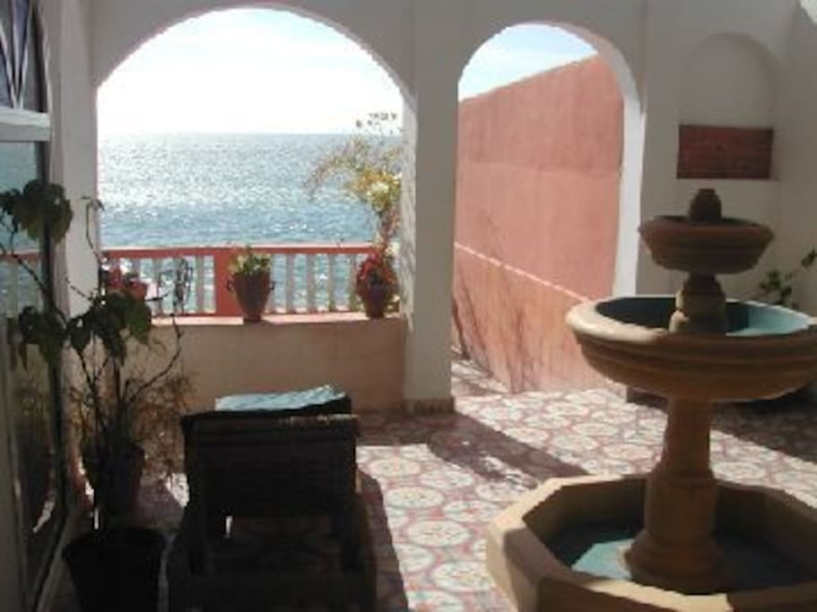 Apartment B with 3 rooms Taghazout