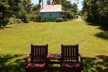 Bay of Fundy Ocean Front Cozy Cabin - Berwick - Cabin