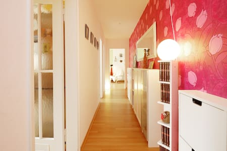 Small but cosy - Munich Schwabing - Monaco - Appartamento