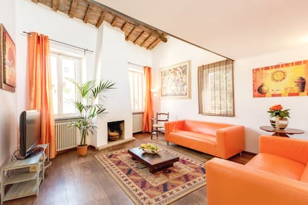 Great Luxury Ponte Sisto Penthouse - Apartament