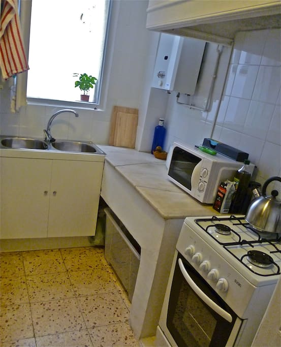 The kitchen - La cocina - La cuisine - La cucina