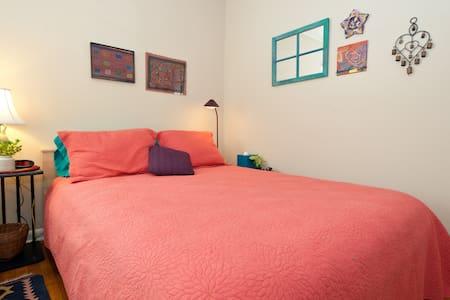 Private room w/own sunroom & bath. - Austin - House