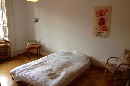 A cute room close to the centre - Apartment