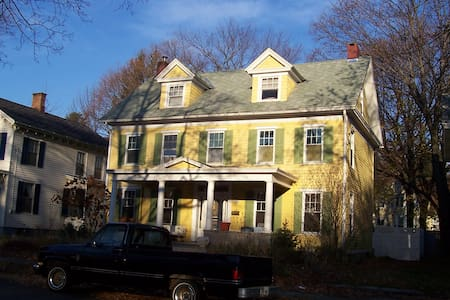 king bed room - Kingston - Bed & Breakfast