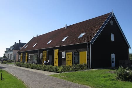 pleasant stay in old barn - Vrouwenpolder