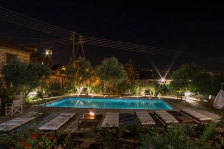 Meleni Cottage Houses Studio Swimming pool NearSea - Apartamento