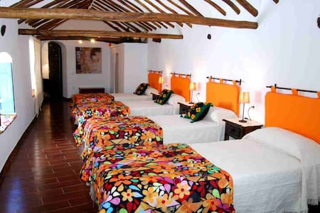 Casa completa centro Andalucia - Encinas Reales - Talo
