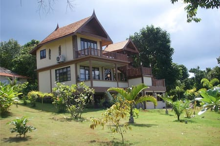 Coconut Villa Koh Mak Thailand - Ko Mak