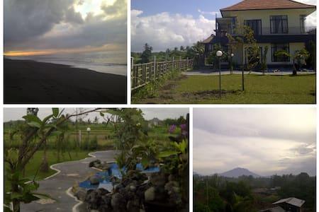A New Home in heart of Keramas Bali