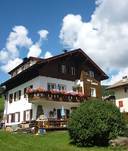 Graziosa mansarda in Villa Fedele - Lägenhet