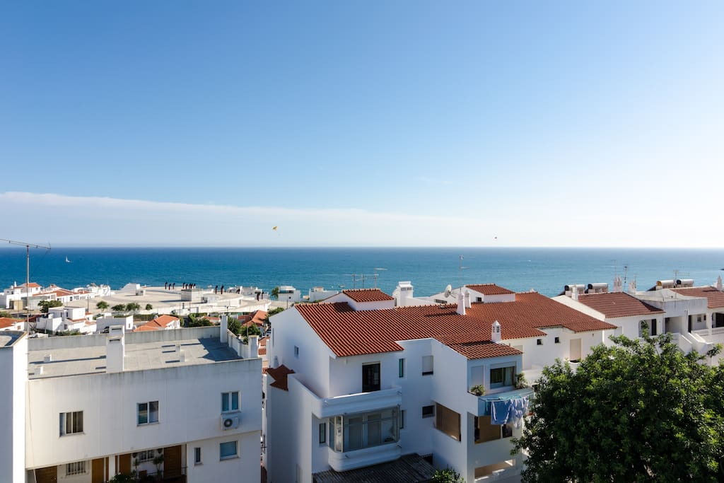 Ocean Views from the Terrace, The Roof of Albufeira,