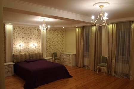 NICE VILLA IN A QUITE GREEN SUBURB - Krasnogorsk - Villa