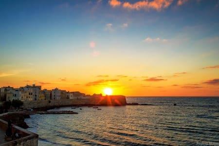 Seafront to Tyrrhenian sea - Trapani - Bed & Breakfast