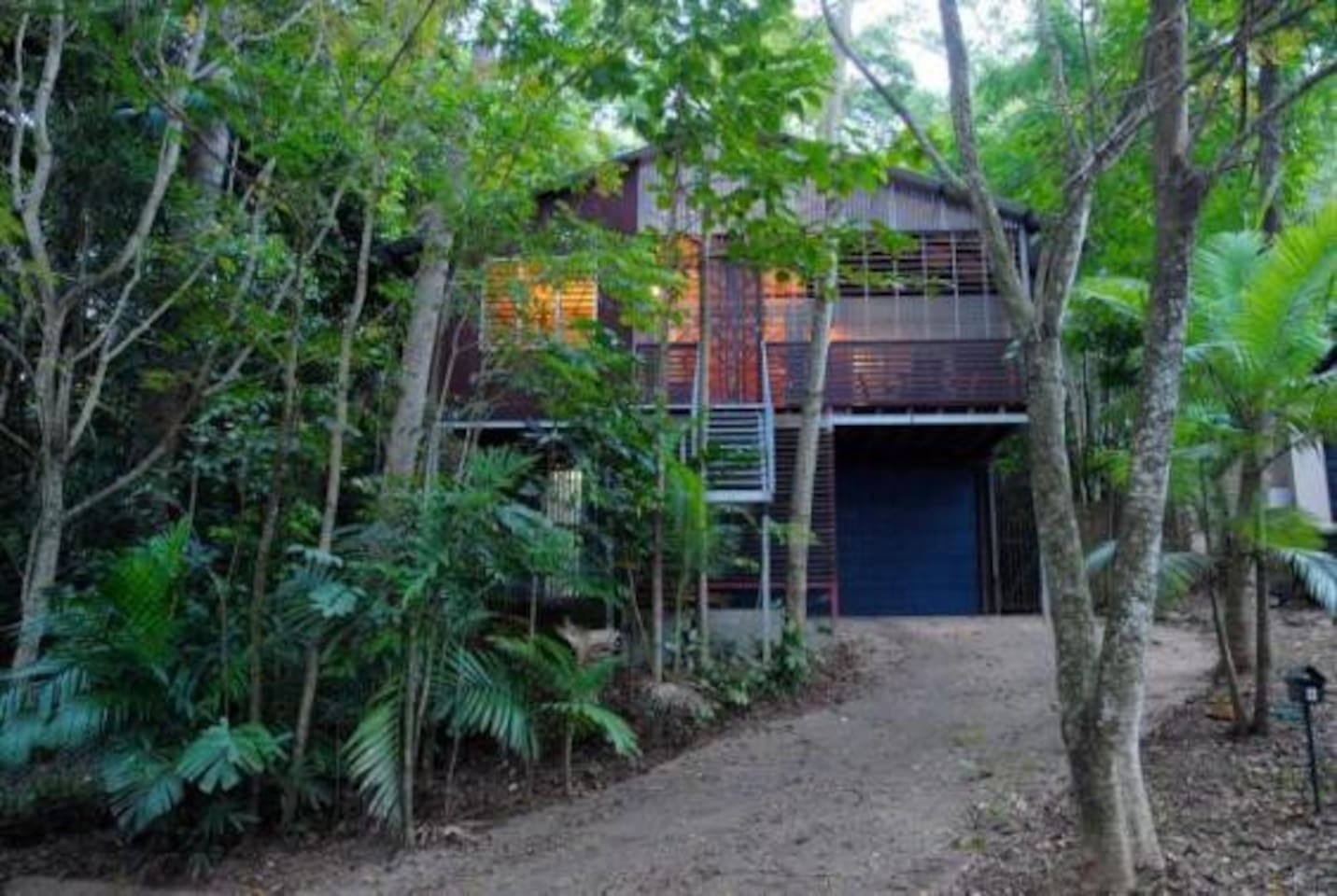 Architect's Tropical Treehouse