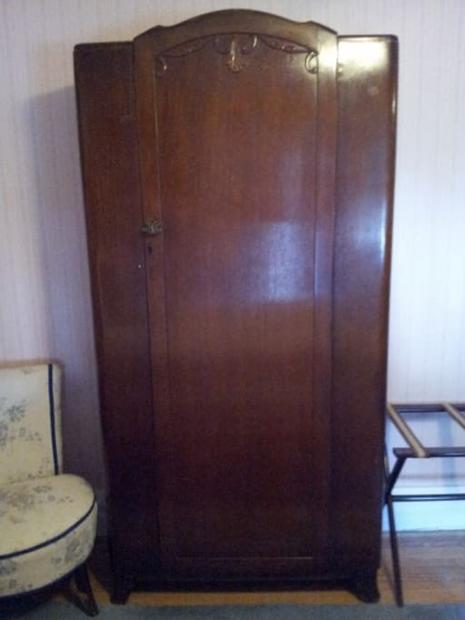 Antique Wardrobe