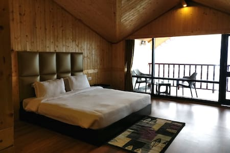 Attic Room | Peaceful Nest | Sian Resort & Spa - Altro