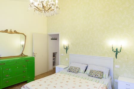 Country room in Ravenna's heart