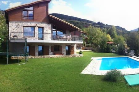 Traditional Luxury villa Parnassos - Villa