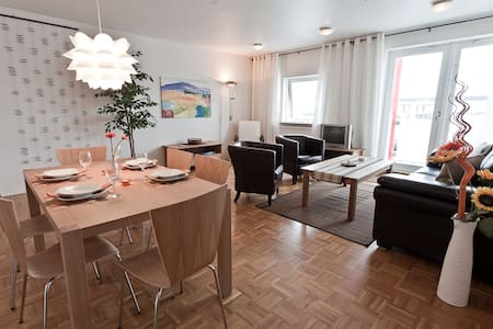 GentleSpace Guest Apts - Mjallargata, 2 bedrooms - Ísafjörður - Appartement