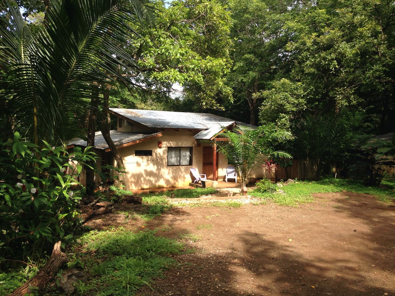 Two Bedroom Home in Playa Avellana