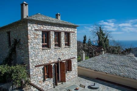 Amazing House in Kissos Pelion - Casa