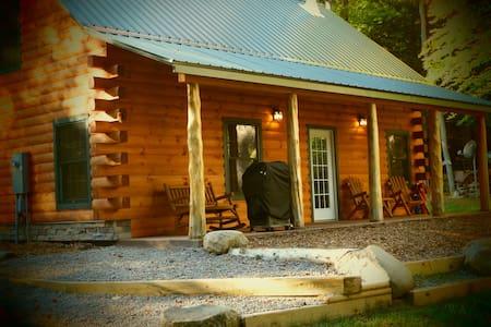 Otter Creek Falls Cabin - Glenfield