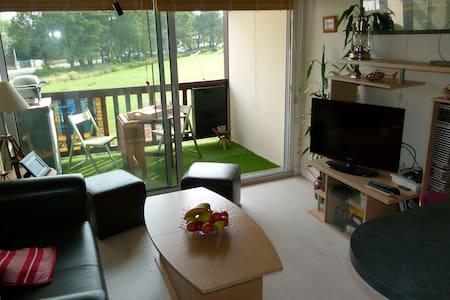 Appartement duplex en bord de plage - Leilighet