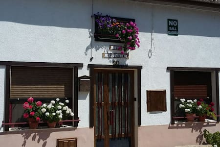 "Casa rural ""La Avutarda"" Salamanca - Villoria - Hus"