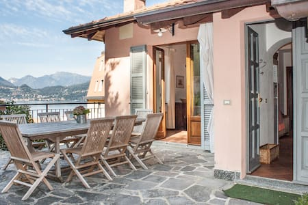 VARENNA  : Garden and WiFi Free - House
