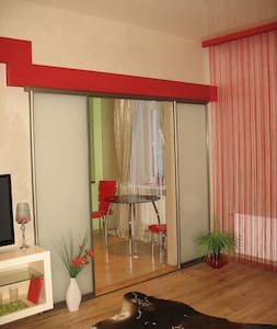 VIP apartment Center Wi-Fi Free - Dnepropetrovsk - Apartment