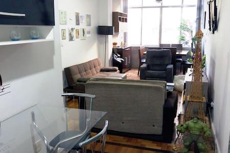 Quarto para 1 pessoa no Flamengo - Wohnung