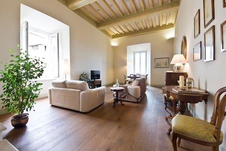 Palazzo Bichi Ruspoli-Historic Res.