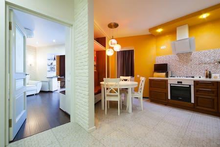 Уютные апартаменты - Lejlighed