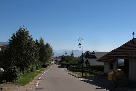 Chambre privée Vovray-en-Bornes - Ev