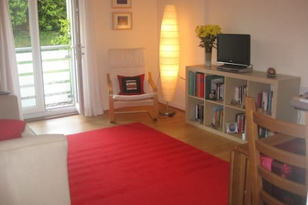 Clean and cosy room in well-situated apartment - Apartamento