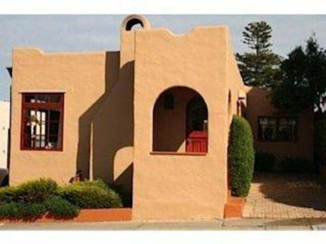 Beautifully remodeled and updated spanish villa style home with ocean view.