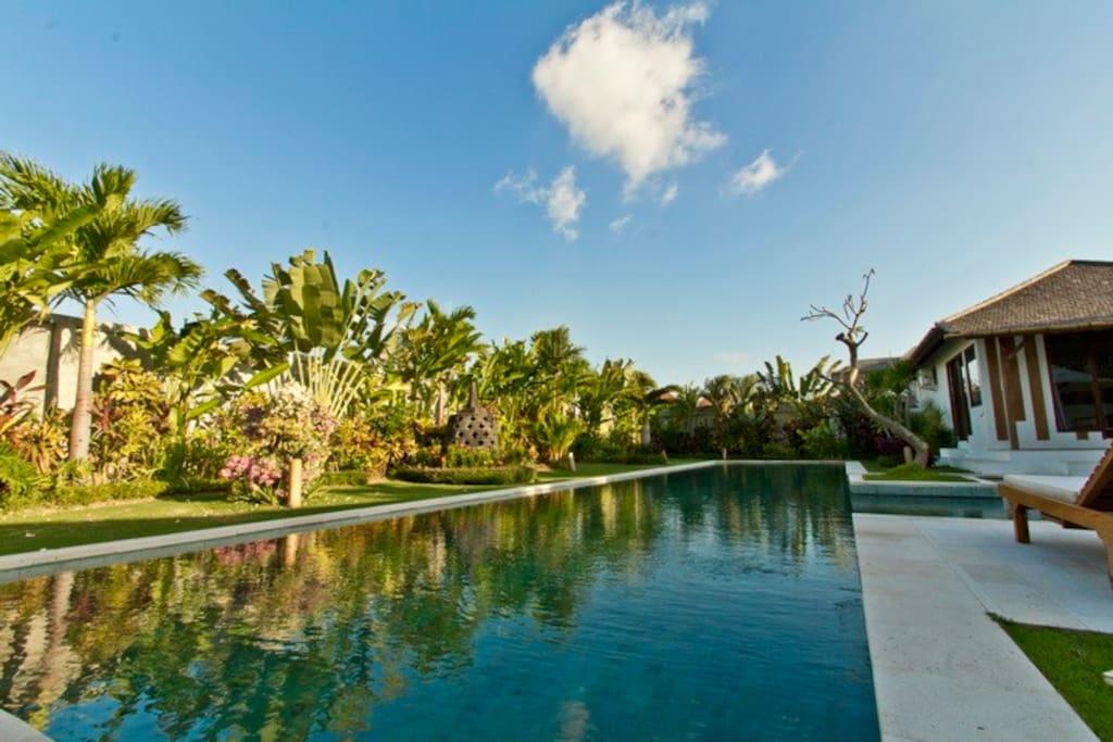 Dream & Luxury 3 Br villa Seminyak