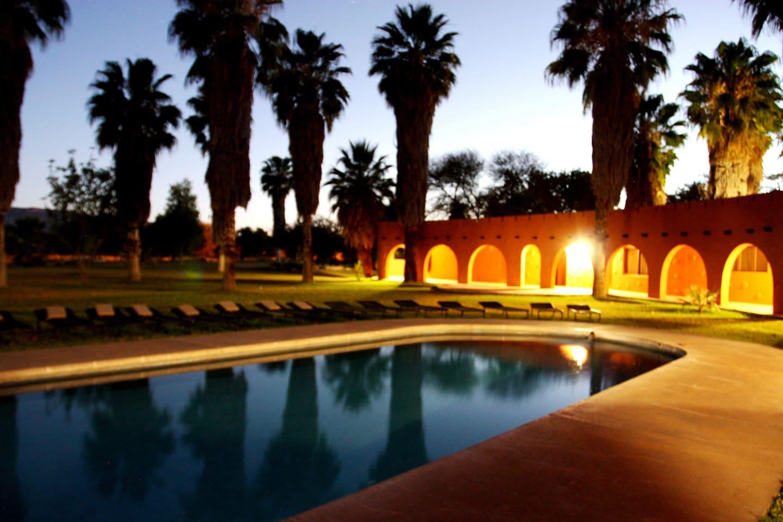 Mount Etjo Safari Lodge LuxuryVilla