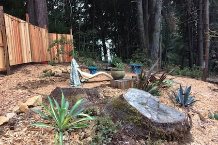 Private Garden Retreat - Santa Cruz
