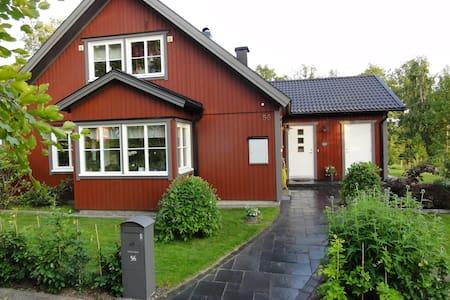 Barnvänligt och Naturnära i Floda - Floda - Haus