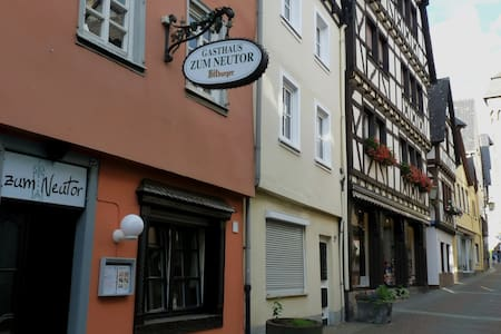 living romantically in the old town - Linz am Rhein - House