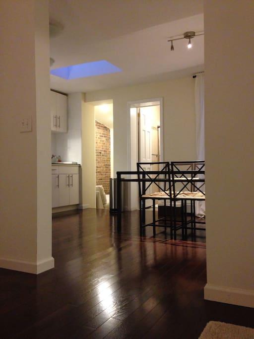 Quiet Williamsburg apartment