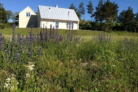 Genuine architect-designed house - Gotland Municipality