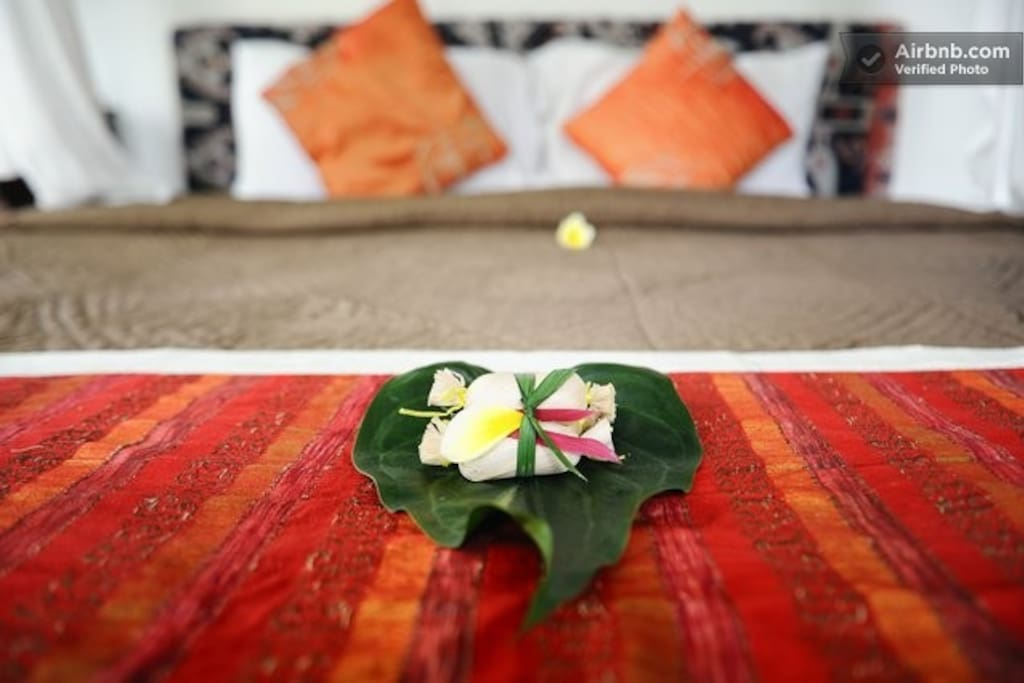 Every Guest gets to try a Traditional Balinese Treat , Dodol