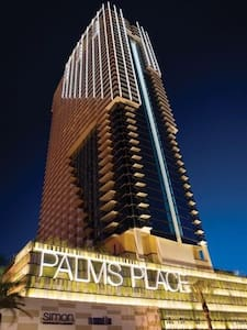 Expansive Strip Views on 50th Floor, Open balcony - Las Vegas - Condominio